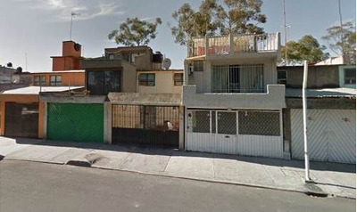 Casa En Colonia Culhuacan Ctm Sección Viii