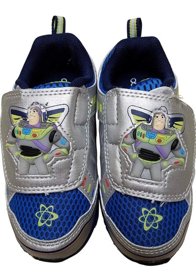 Tenis Toy Story 4 Buzz Nuevos Originales Liquidacion