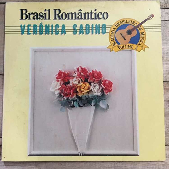 Lp Veronica Sabino Brasil Romântico