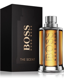 Perfume The Scent De Hugo Boss Edt 200ml Nuevo