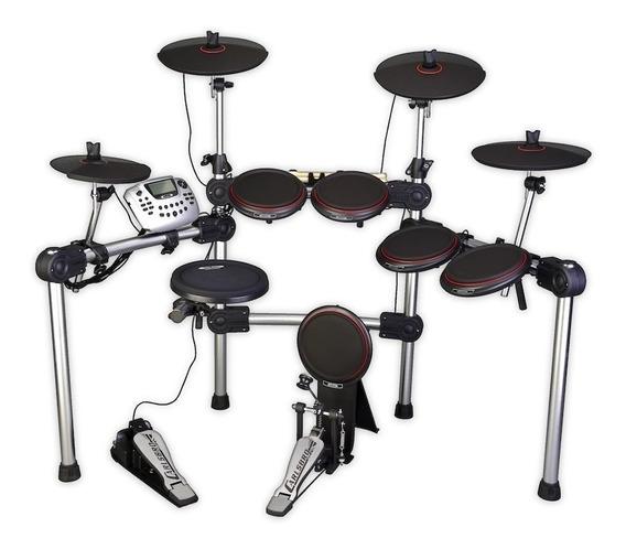 Bateria Electrica 6-tambores 4-platillos Csd230 - Carlsbro