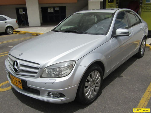 Mercedes-benz C 200 Cgi Elegance W 204 1800 Elegance
