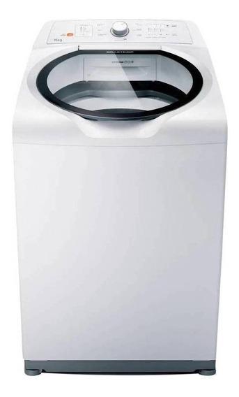 Lavadora de roupas automática Brastemp BWH15 branca 15kg 220V