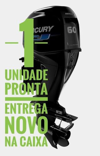 Motor De Popa Mercury 60 Hp Sea Pro - Pronta Entrega.