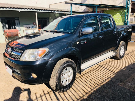 Hilux Cd 4x4 Srv Manual 2008