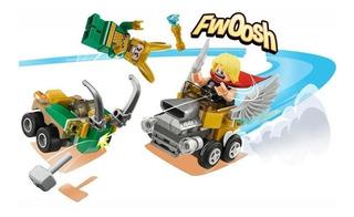 Lego 76091 Marvel Super Heroes Y Lego Classic 10708
