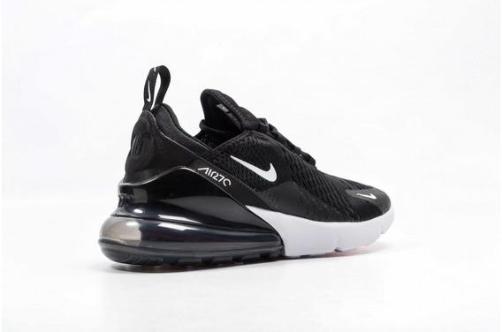 Zapatos Nike Airmax 270 Caballero Black/white