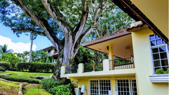 Residencia Con Espectacular Terraza Con Bello Jardín, 5 Rec.