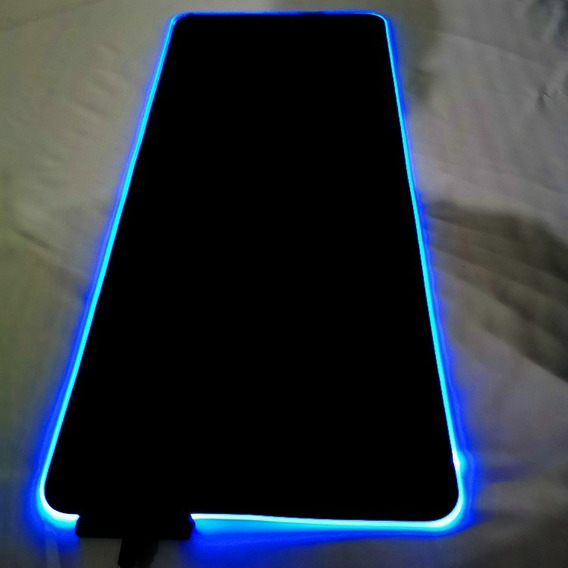 Mouse Pad Gamer Extra Grande Led Rgb - Arcticus - 78x30cm