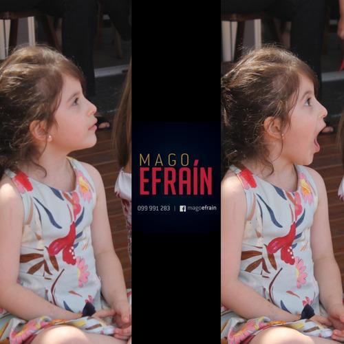 Mago Efraín Show De Magia A Medida: Niños, Familias, Adultos