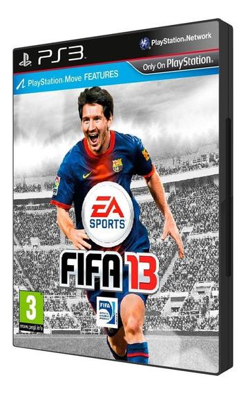 Jogo Playstation 3 - Fifa Soccer 13