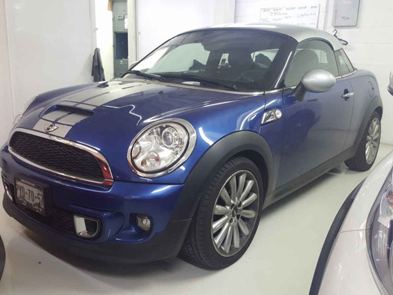Mini Coupe 2p Coupe S Chili L4/1.6/