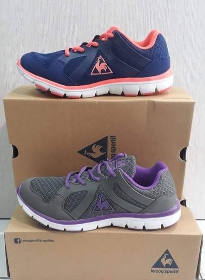 Zapatillas Le Coq Sportif Running. Promocion Especial!