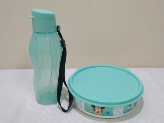 Kit Infantil Pratinho + Eco 310 Ml