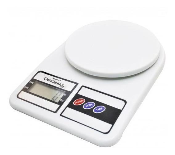 Balança Digital 10 Kg Flat - Original Line