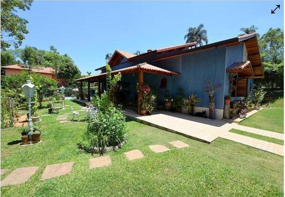 Casa Em Patrimônio Do Carmo, São Roque/sp De 398m² 3 Quartos À Venda Por R$ 850.000,00 - Ca543665