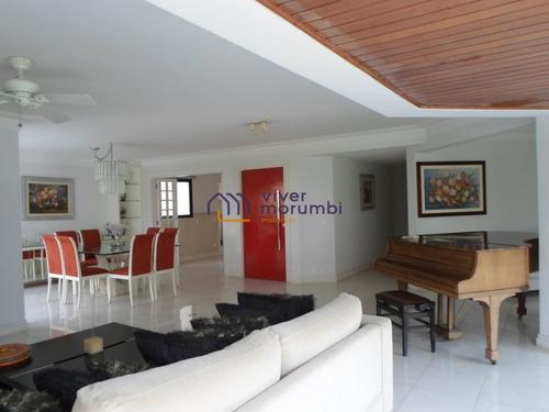 Imagem 1 de 15 de Panamby,217 Mts De Muito Conforto - Nm2593