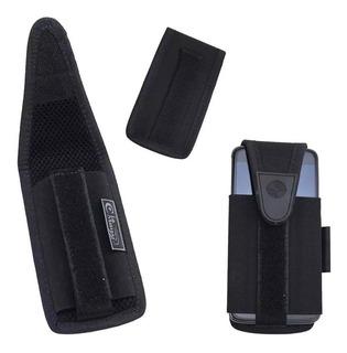 Capa Porta Celular Para Smartphone Cia Militar