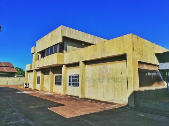 Galpón Zona Industrial 321 Puerto Ordaz En Alquiler