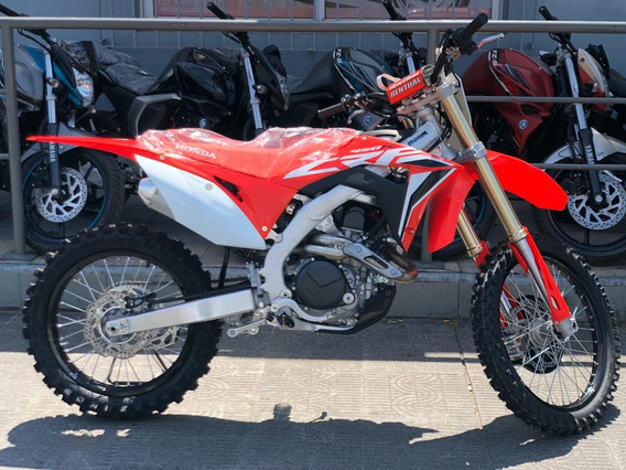 Honda Crf 450 En Marelli Sports Stock Entrega Inmediata