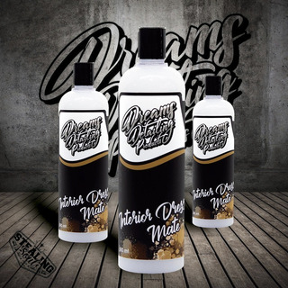 Dreams Detailing Products | Interior Dressing Mate | 500cc
