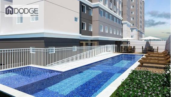 Apartamento A Venda No Bairro Paulicéia Em São Bernardo Do - Ap0168-1