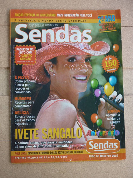 Ivete Sangalo - Revista Sendas 2007