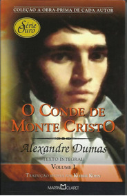 O Conde De Monte Cristo Vol. 1