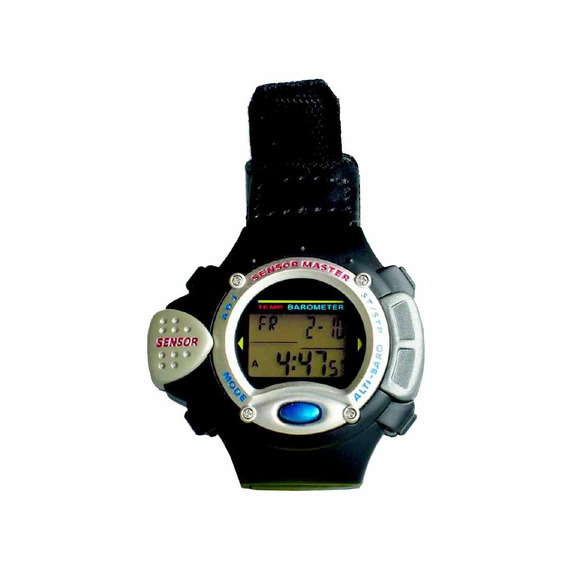 Relógio Altímetro E Barômetro Sensormaster Smw35 Csr Oferta