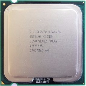 Processador Intel Xeon 3050 Slabz 2.13ghz Lga775 Poweredge