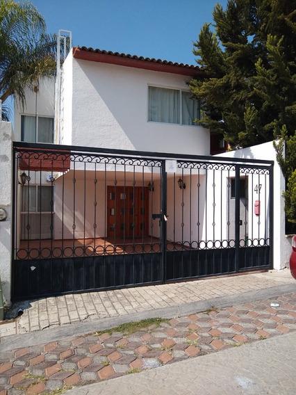 Casa Amueblada En Renta En Milenio ***