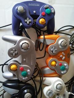 Control Mandos Palancas Nintendo Game Cube Wii U Gamecube