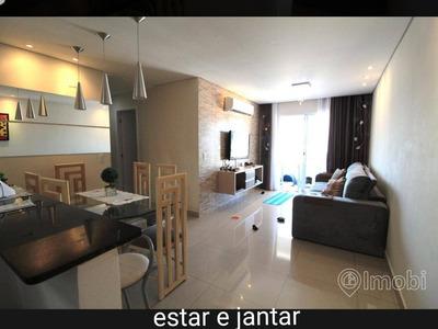 Apartamento Com 3 Dormitórios, 86 M² Por R$ 520.000