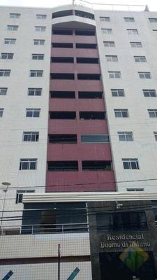 Apartamento Com 4 Dormitórios Para Alugar, 132 M² Por R$ 1.300/ano - Bessa - João Pessoa/pb - Cod Ap0699 - Ap0699