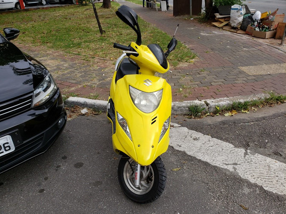Suzuki Burgman 2014