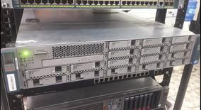 Servidor Cisco Ucs C210 Me 2 Xeon E5640 Hd Ssd 240gb