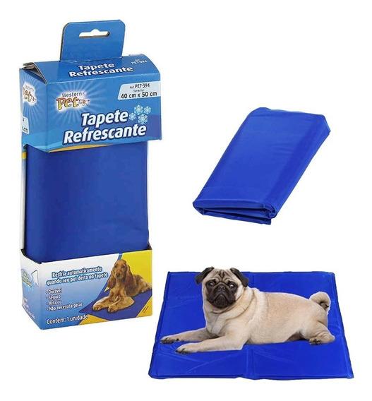 Tapete Refrescante Para Pets 30x40cm Com Gel Western Pet-393