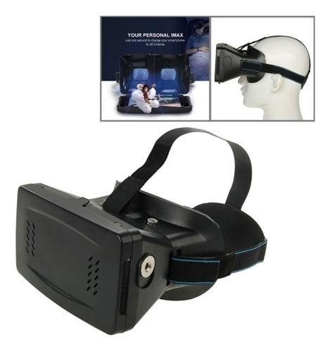 Audifono Vr Lente Video 3d Realidad Virtual Telefono