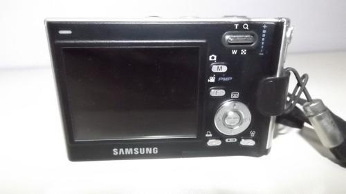 Camara Samsung Digimaxi6 6mp- Mp3 & Lcd 2.4-3x S/pila Y Base