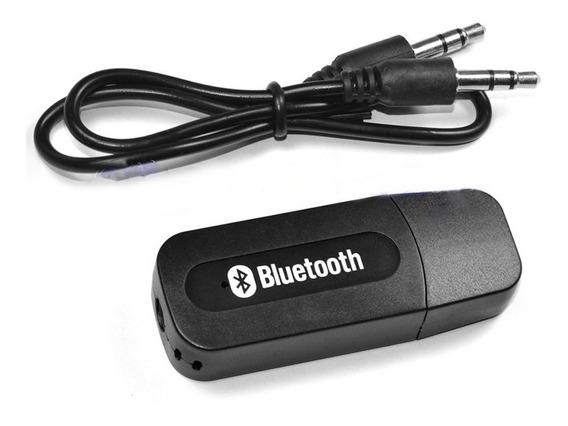 Usb Sem Fio De 3.5mm De Áudio Música Receiver Adaptador Hand