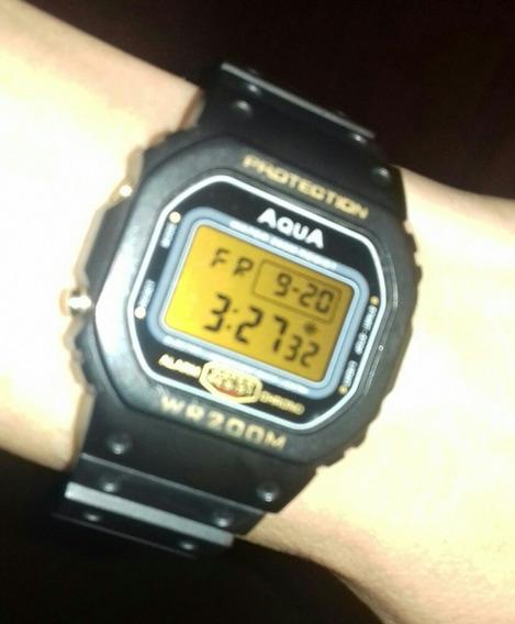 Relógios Aqua Série Ouro
