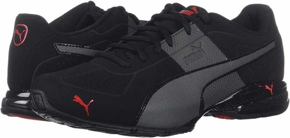Puma Cell Surin 2 Matte Black / High Risk Red 189074 05
