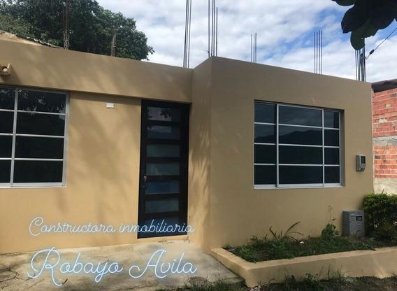 Vendo Casa Para Estrenar, Barrio Cayunda Villeta