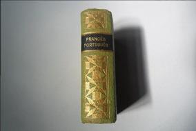 Mini Dicionário Francês Português 1959