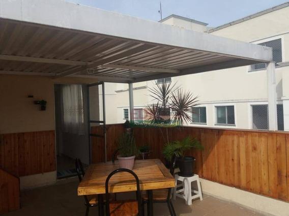 Cobertura Com 3 Dormitórios À Venda, 115 M² Por R$ 285.000 - Jardim América - São José Dos Campos/sp - Co0048