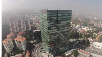 Oficina En Carlos Echanove ( Torre Porche )