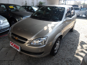 Chevrolet Classic 1.0 Ls Flex Power 2013 Dourado