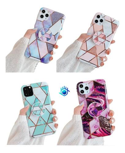 Case Geometria +pop Xiaomi Mujer Hombre Dama Protector Funda