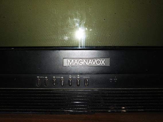Tv Magnavox Convencional 29 Pulg