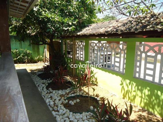 Casa Residencial À Venda, Engenho Do Mato, Niterói. - Ca2799